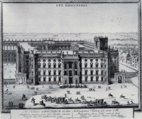 Stadtschloss um 1702